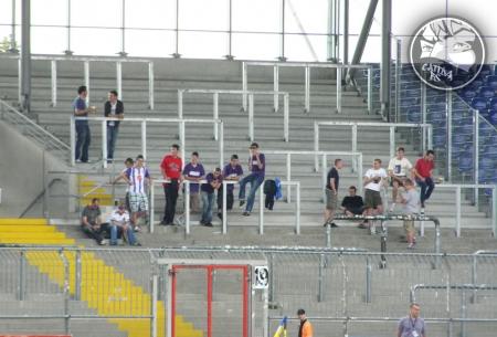 Eintracht - Osnabrück (Testspiel 11/12)
